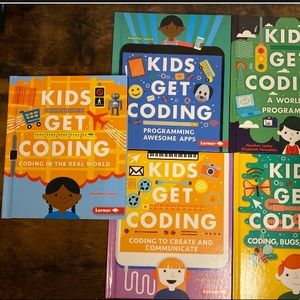 STEM learning: Get kids Coding library bundle